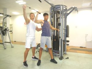 2 gym Julien