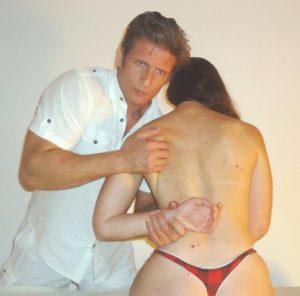 Carla 3 massaggio bis